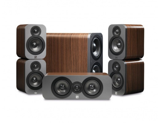 Q Acoustics Cinema Pack 5.1 Serie 3000i