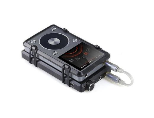 Lettore FiiO X5 2 Gen + Amplificatore E12A con accessori - Combo