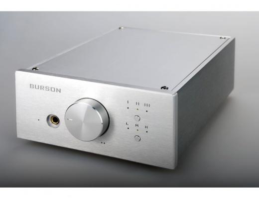 Burson Audio Soloist Amplificatore per cuffie [b-Stock]