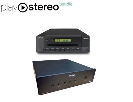 Sistema di lettura CD - Cyrus Audio CD Xt + Metrum Menuet DAC