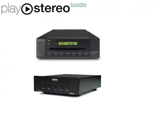 Sistema di lettura CD - Cyrus CD t + Metrum Musette DAC