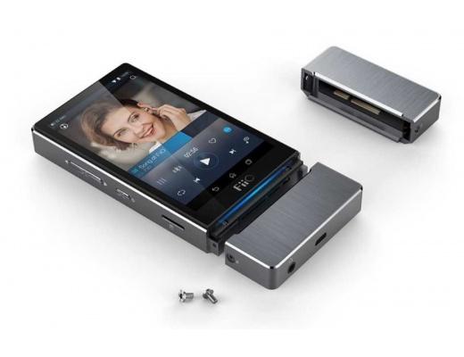 FiiO X7 Standard Edition Lettore portatile Android 384/32 + 3 moduli Cuffia AM2 AM3 AM5 [b-Stock]