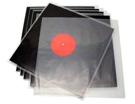 Custodie esterne LP PlayStereo spessore maggiorato - Set da 100