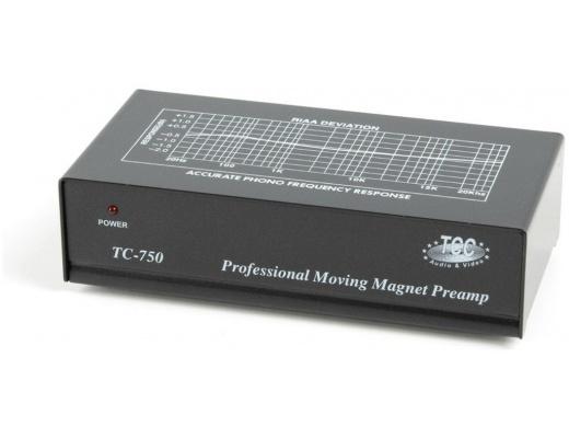 TCC TC-750 Phono Preamplifier