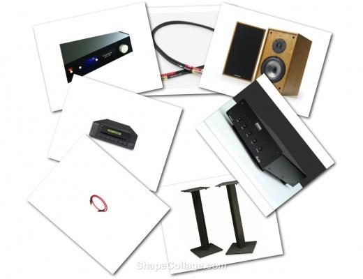 Radian /1 Sistema per la riproduzione musicale