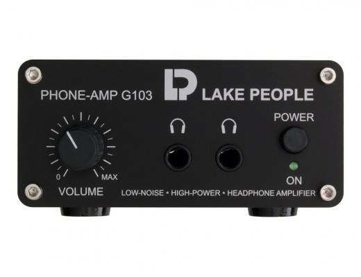 Lake People G103-S Amplificatore per cuffie [b-Stock]