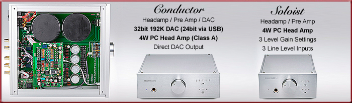 Burson Audio Conductor / Soloist