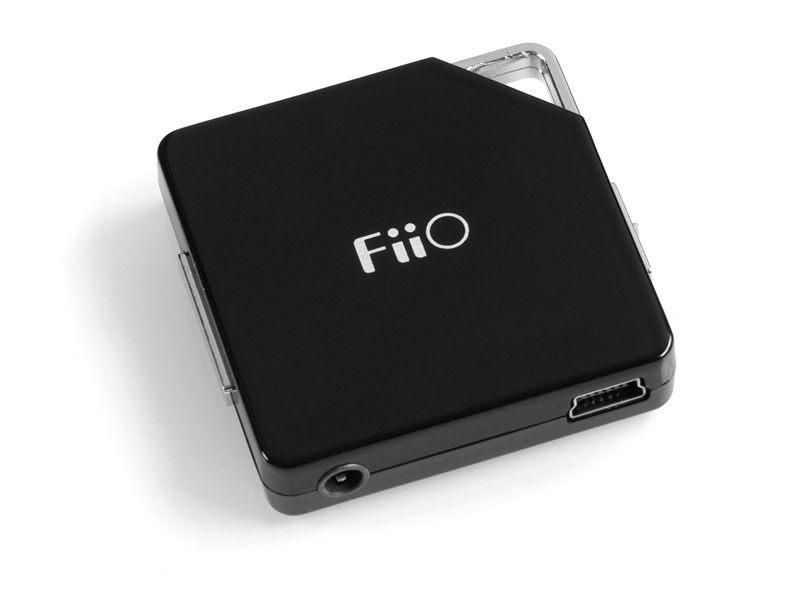 "FiiO E6 ""Fujiyama"" Headphone Amplifier"