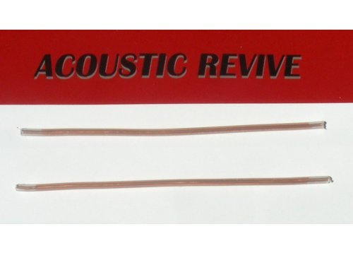 Acoustic Revive solid-core Jumpers (Set of 2)