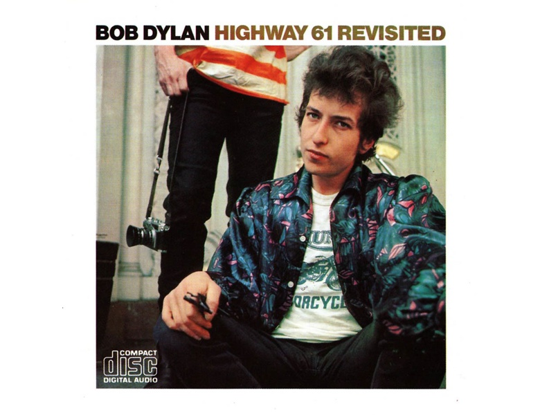 Bob Dylan - Highway 61 revisited - CD