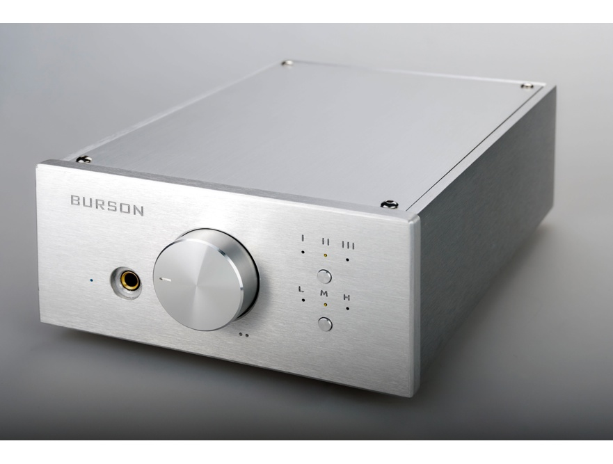 Burson Audio Soloist Headphone Amp / Pre Amp