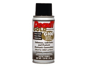 Caig DeoxIT GOLD (ProGold) 100% contacts spray 75ml