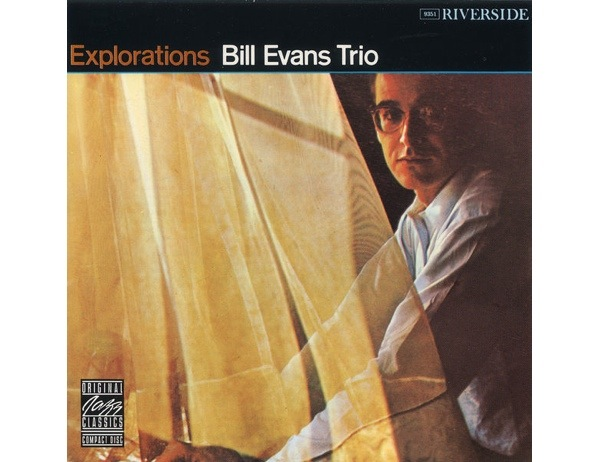 Bill Evans Trio - Explorations - CD