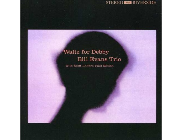 Bill Evans Trio - Waltz For Debby - CD