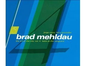 Brad Mehldau - The Art of the Trio 4 Back At The Vanguard - CD