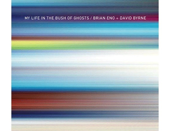 Brian Eno and David Byrne - My Life In The Bush Of Ghosts - CD