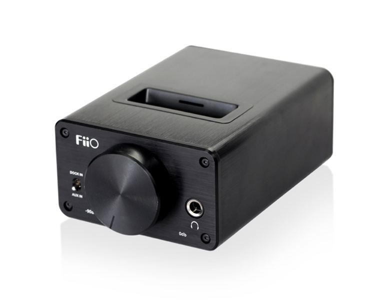 FiiO E09K Desktop Headphone Amplifier