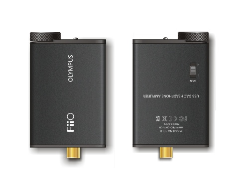 "FiiO E10 ""OLYMPUS"" USB DAC Headphone Amplifier"
