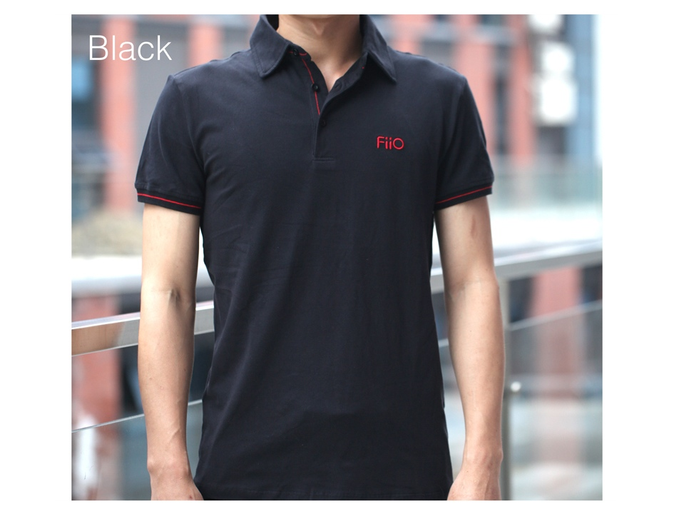FREE FiiO Polo Shirt [active promo]