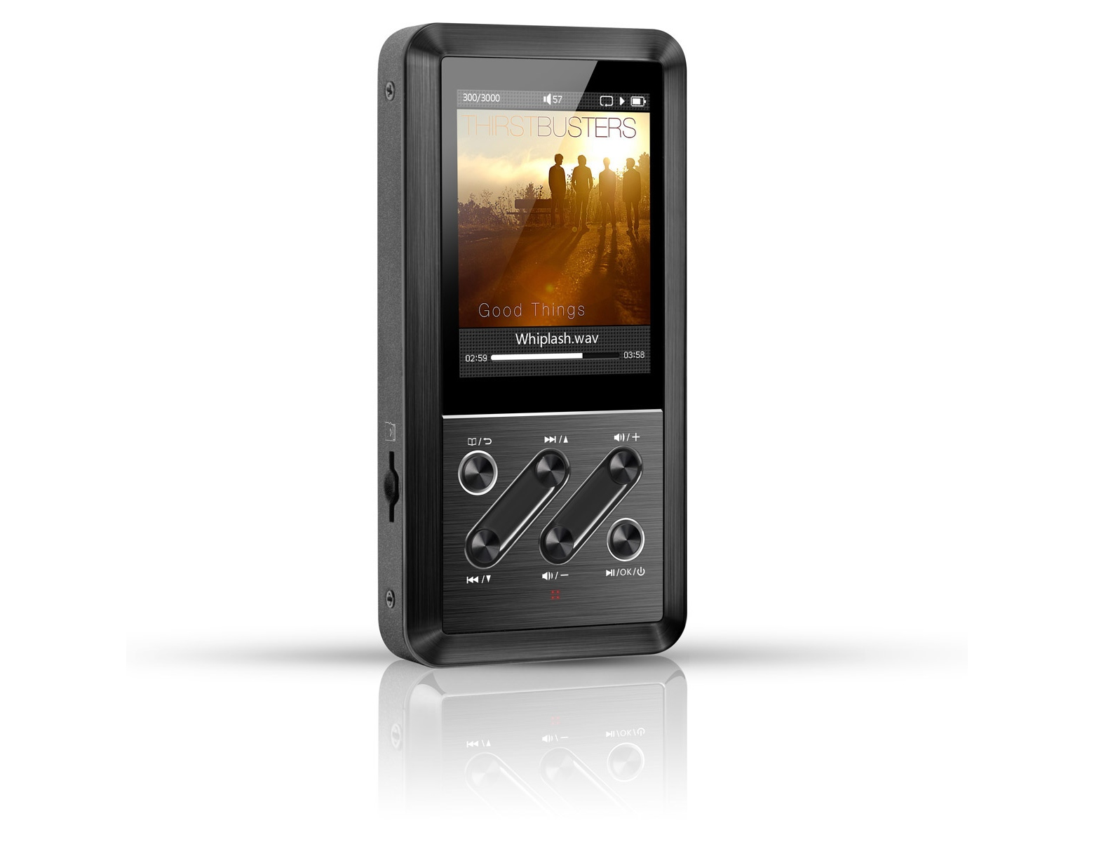 FiiO X3 Digital Audio Player 24/192 and USB DAC