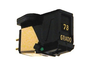 Grado Prestige 78C Mono Pick-up 78 RPM