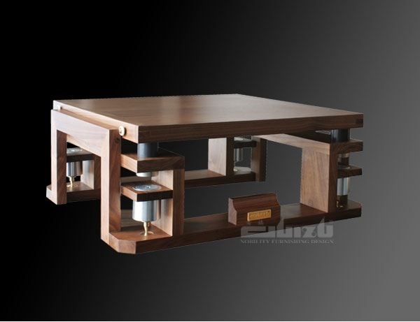 Guizu WMP-1A MKII Magnetic levitation platform audio table