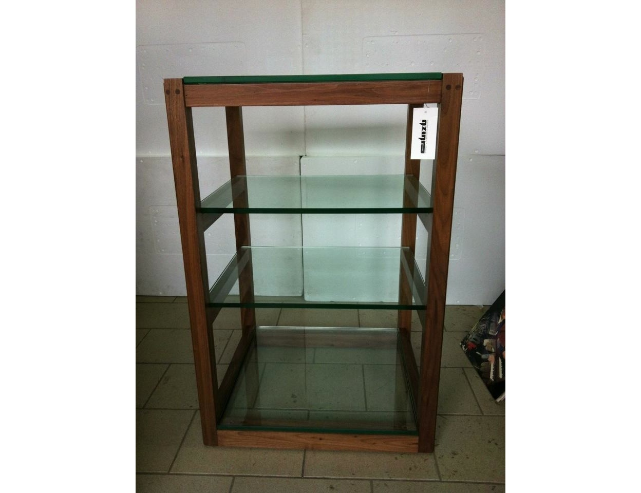 Guizu WUBP-4A Quadruple shelves with glasses