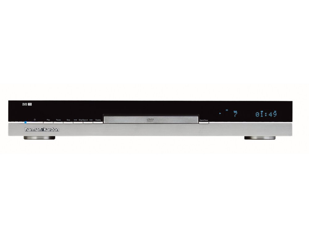 harman kardon DVD 23 cd/dvd/divx Player