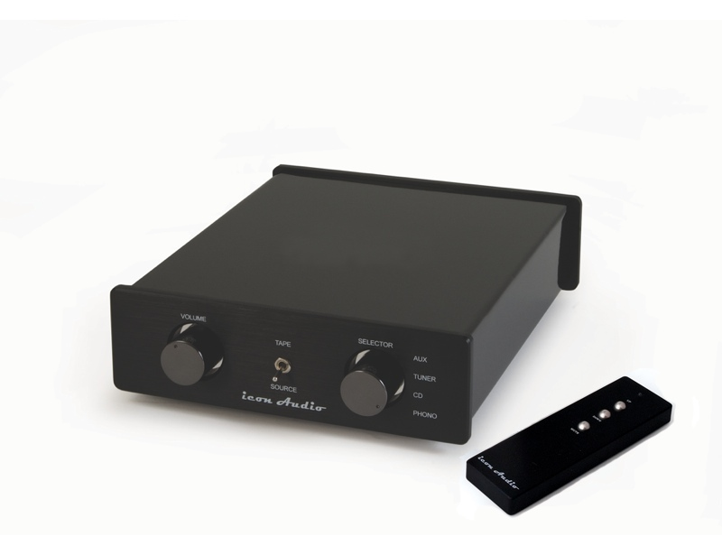 Icon Audio Passive Remote Pre-Amp