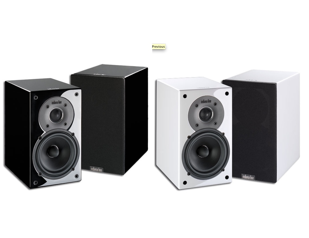 Indiana Line TESI 242 Loudspeakers pair