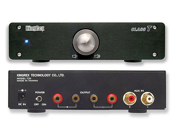 KingRex T20 Amplificatore Integrato