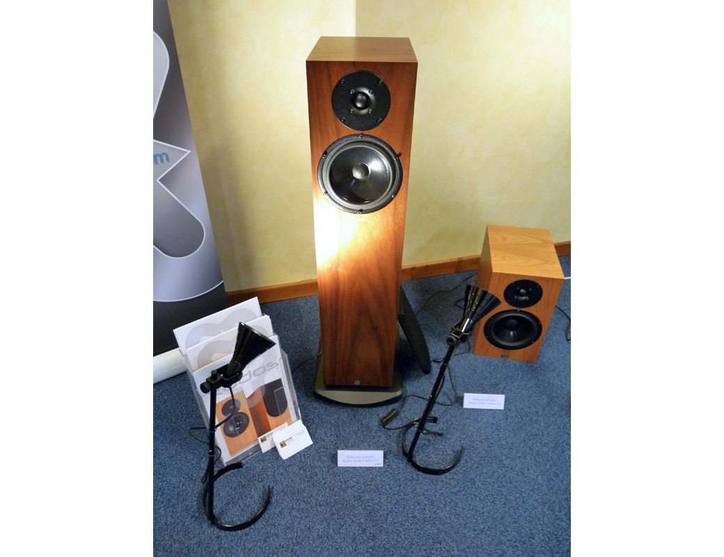 Kudos Audio Cardea C2 Loudspeakers pair [ex-demo]