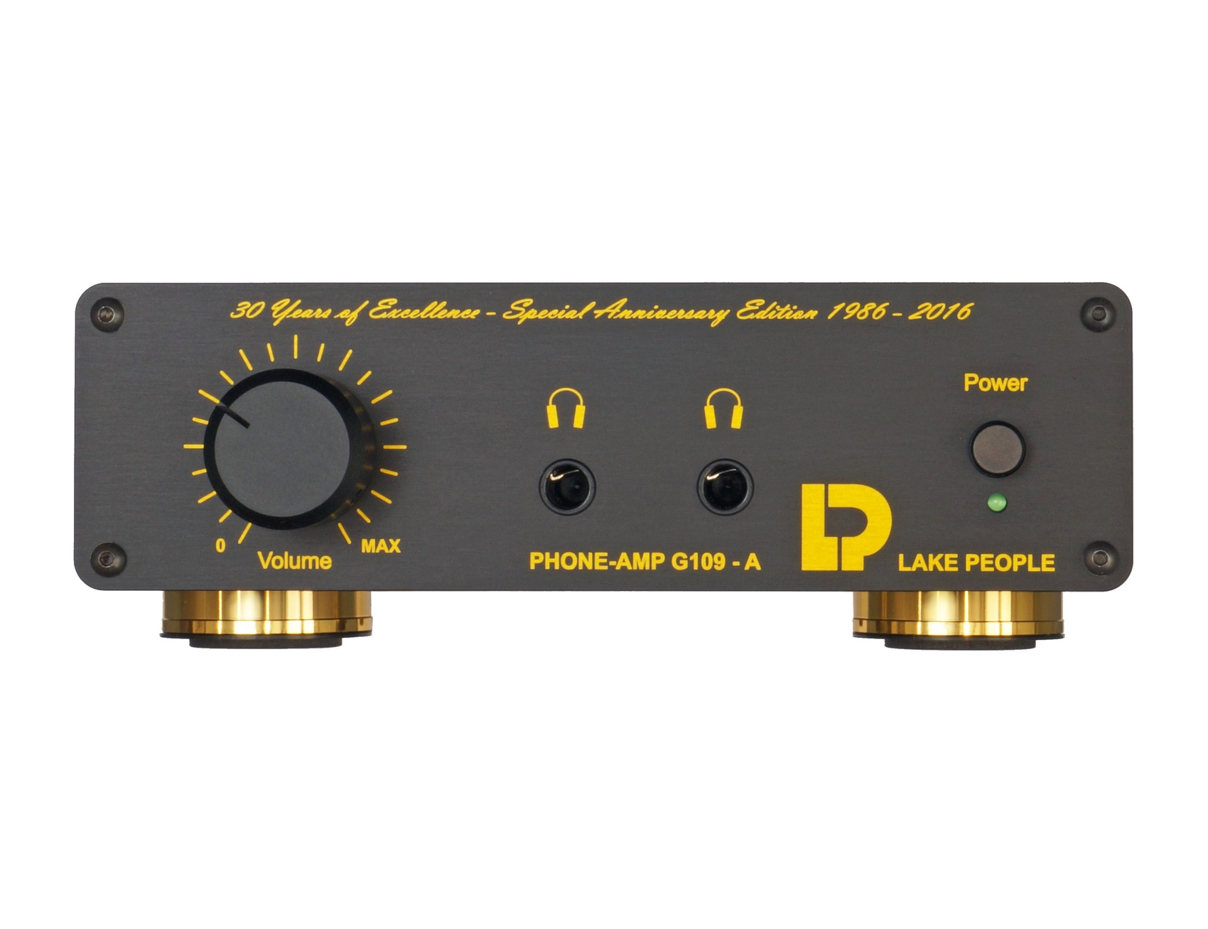 Lake People G109-A Limited Edition Headphone Amplifier