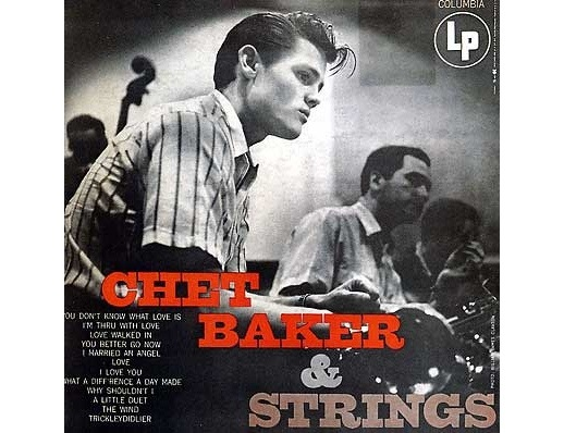 Chet Baker & Strings - LP 180g