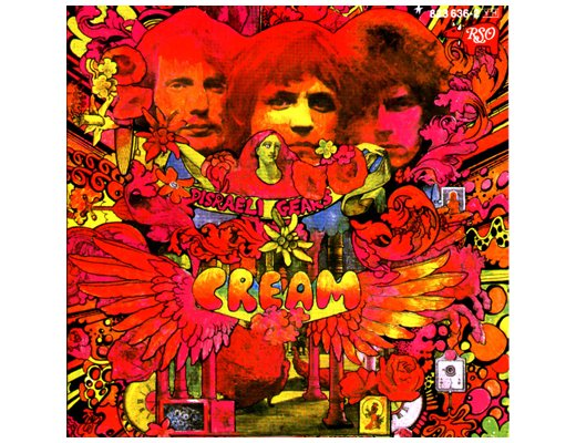 Cream - Disraeli Gears - 180g LP