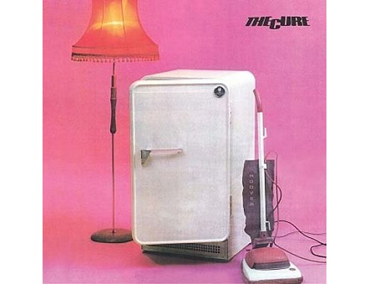 The Cure - Three Imaginary Boys - LP 180g