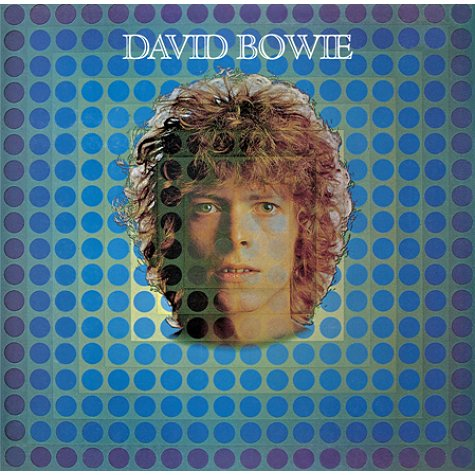 David Bowie - Space Oddity - LP 180g