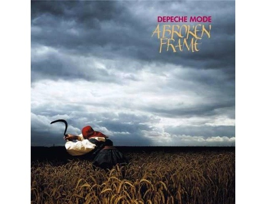 Depeche Mode - A Broken Frame - LP 180g