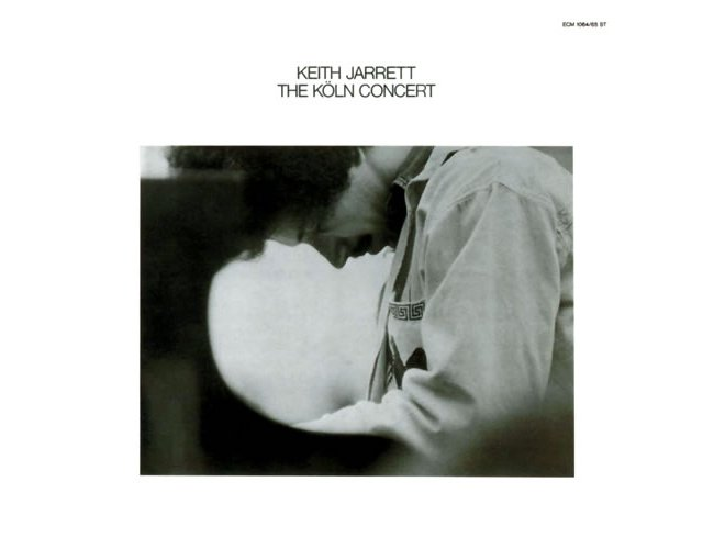 Keith Jarrett - The Koln Concert - 2LP