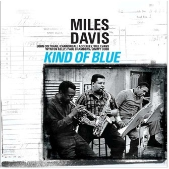 Miles Davis - Kind of Blue - LP 180g