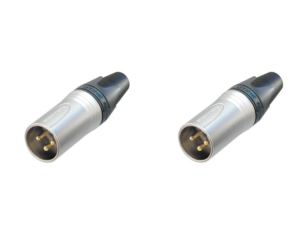 XLR Neutrik male Connector