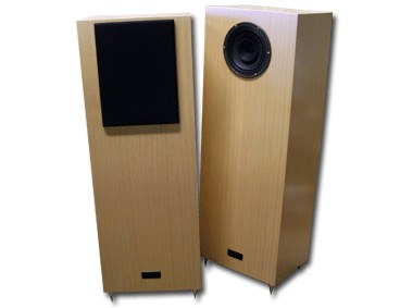 Omega Super 6 Alnico XRS loudspeakers pair