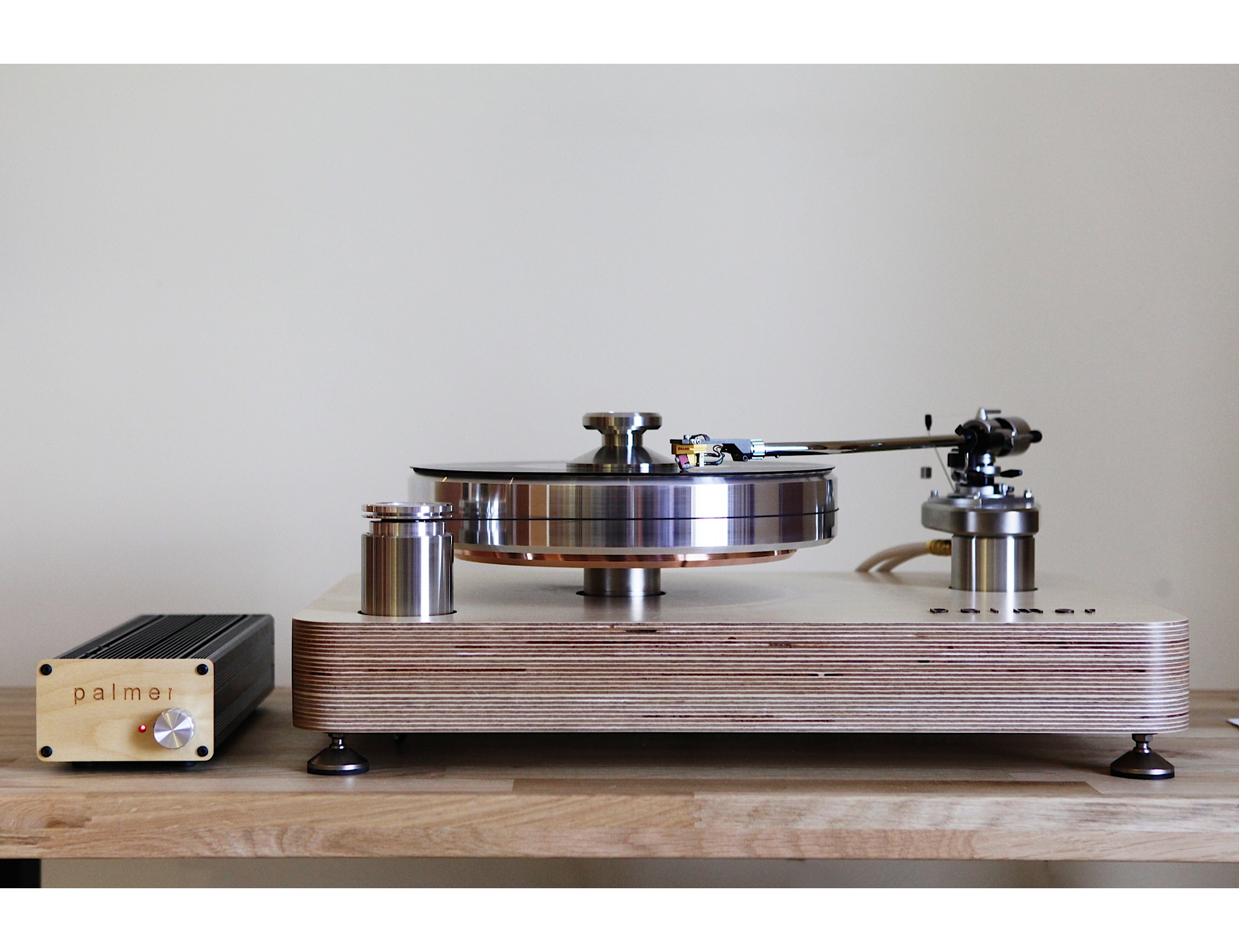 Palmer Audio 2.5-12 Turntable
