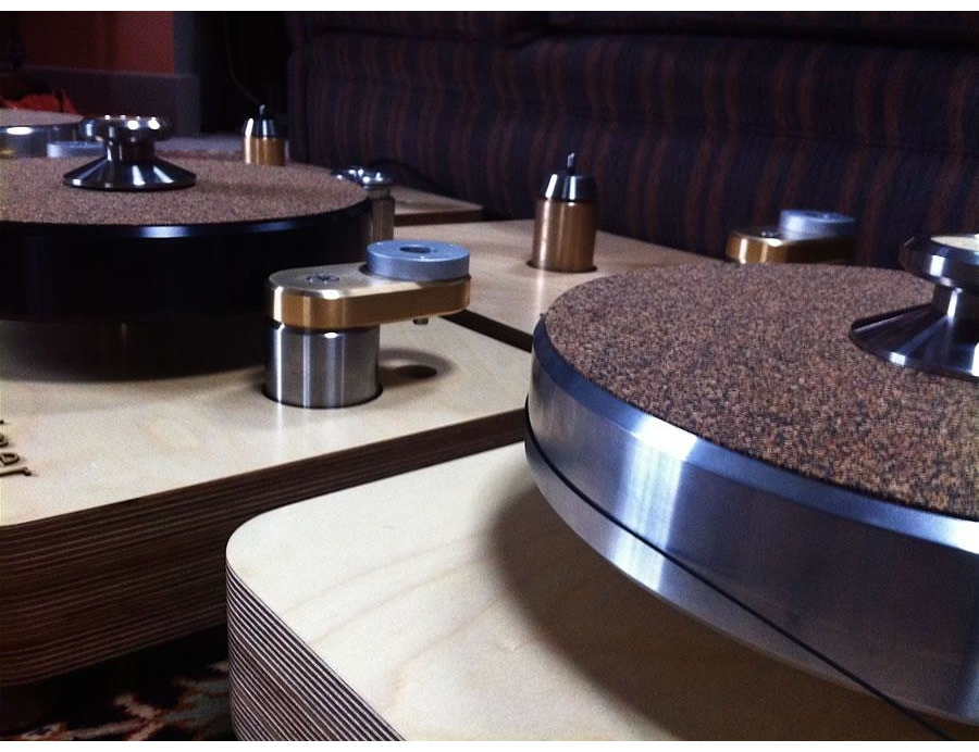 Palmer Audio Cork Record Mat