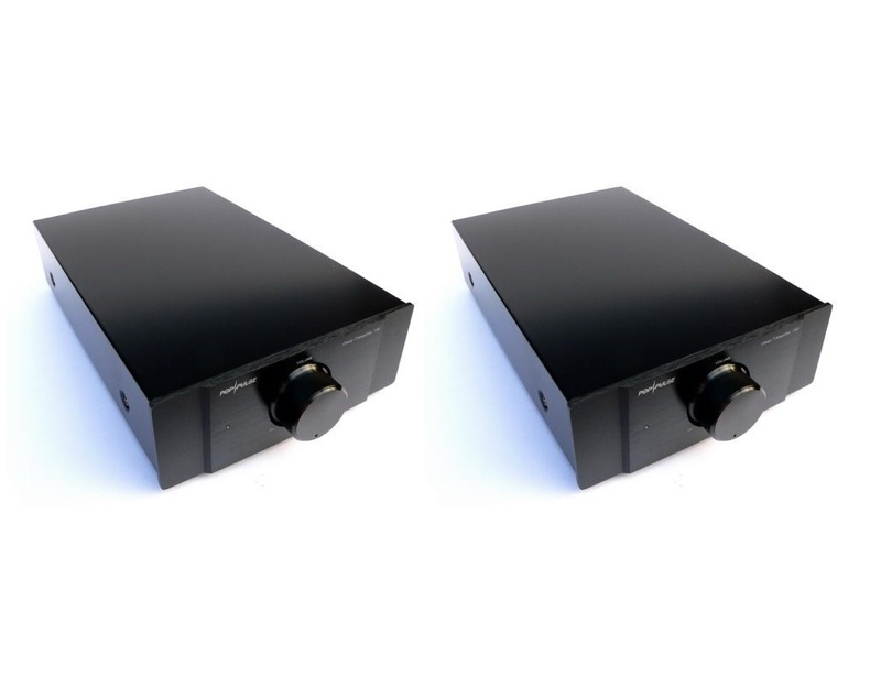 PopPulse 2 x T150 PRO Class T Amplifiers for bi-amplification