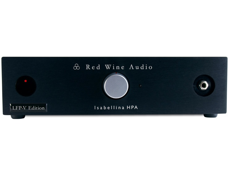 Red Wine Audio Isabella LFP-V Edition Vacuum-tube Preamplifier