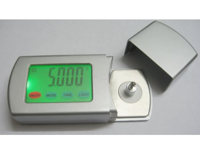 Digital Stylus Force Gauge accuracy 0.001g