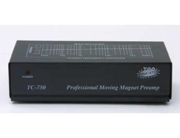 T-Preamp TCC TC-750 Phono Preamplifier