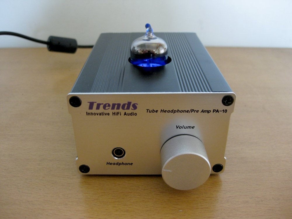 Trends Audio PA-10 Tube Preamplifier