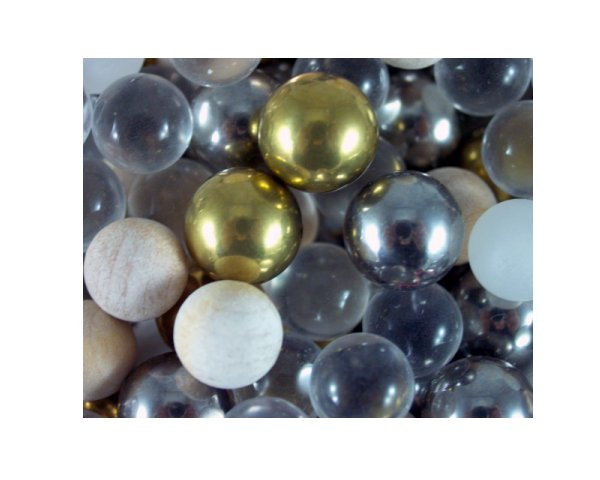 Vibrapod Balls (4 Ball Set for Vibrapod Cones)